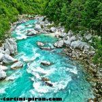 Mengulas Tentang Keindahan Sungai Soca Yang Terletak di Slovenia