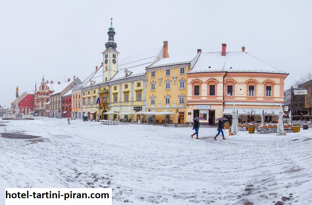 Maribor, Kota Wisata Yang Sangat Indah di Slovenia