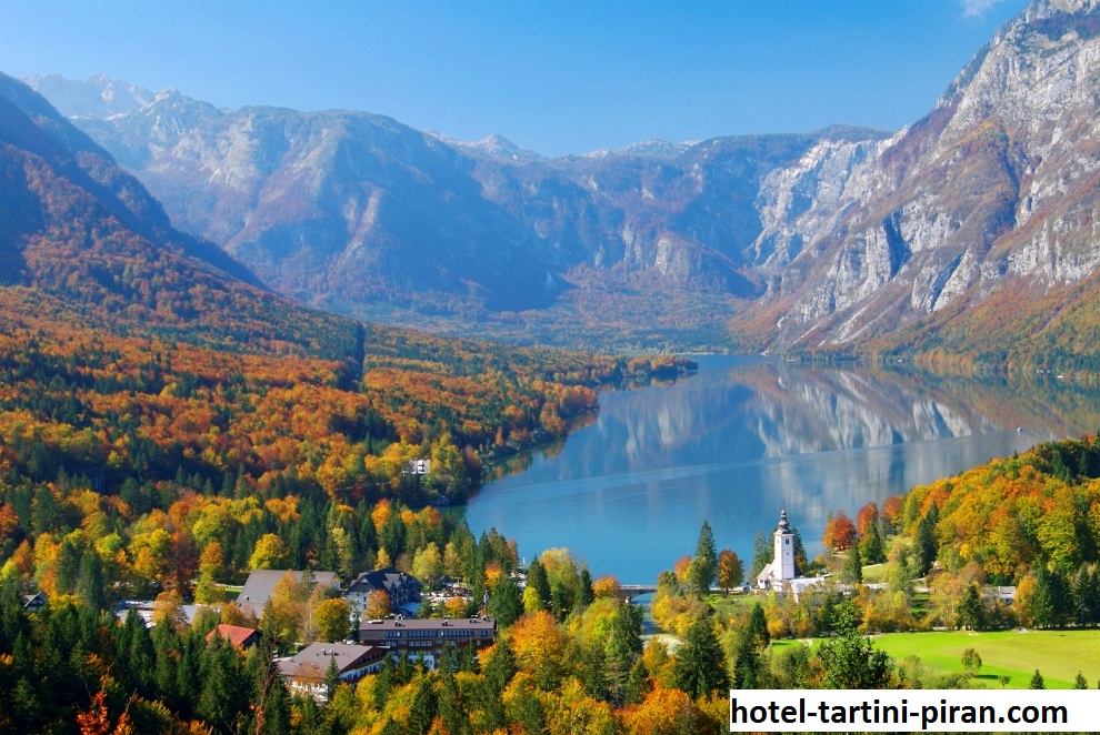 Wisata Lembah Bohinj Yang Ada di Slovenia