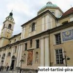 Katedral Ljubljana, Wisata Gereja Tua di Ljubljana Slovenia