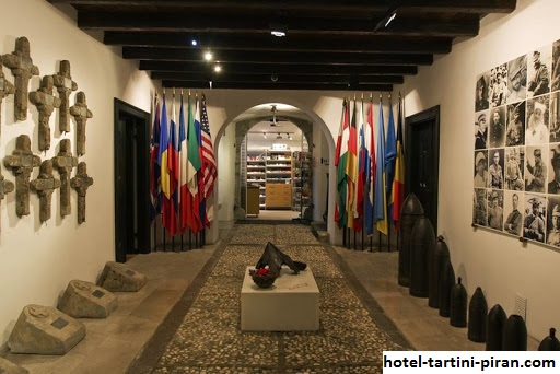 Museum Kobarid, Museum Perang Dunia I Yang Ada di Slovenia