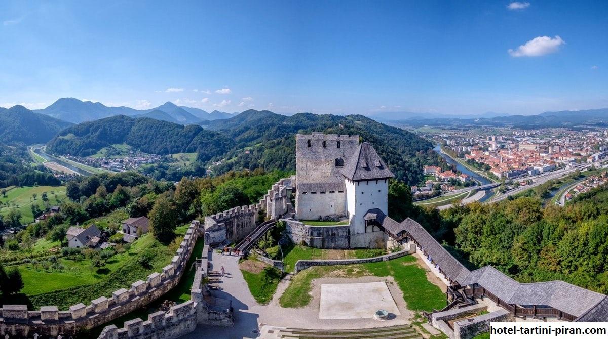 Sejarah Celje, Kota Terbesar Ketiga di Slovenia