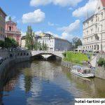 Wisata Kanal Sungai Ljubljanica Yang Mempesona Mata Wisatawan