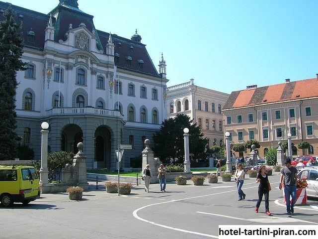 Mengulas Congress Square Sebagai Alun-alun Pusat Ljubljana