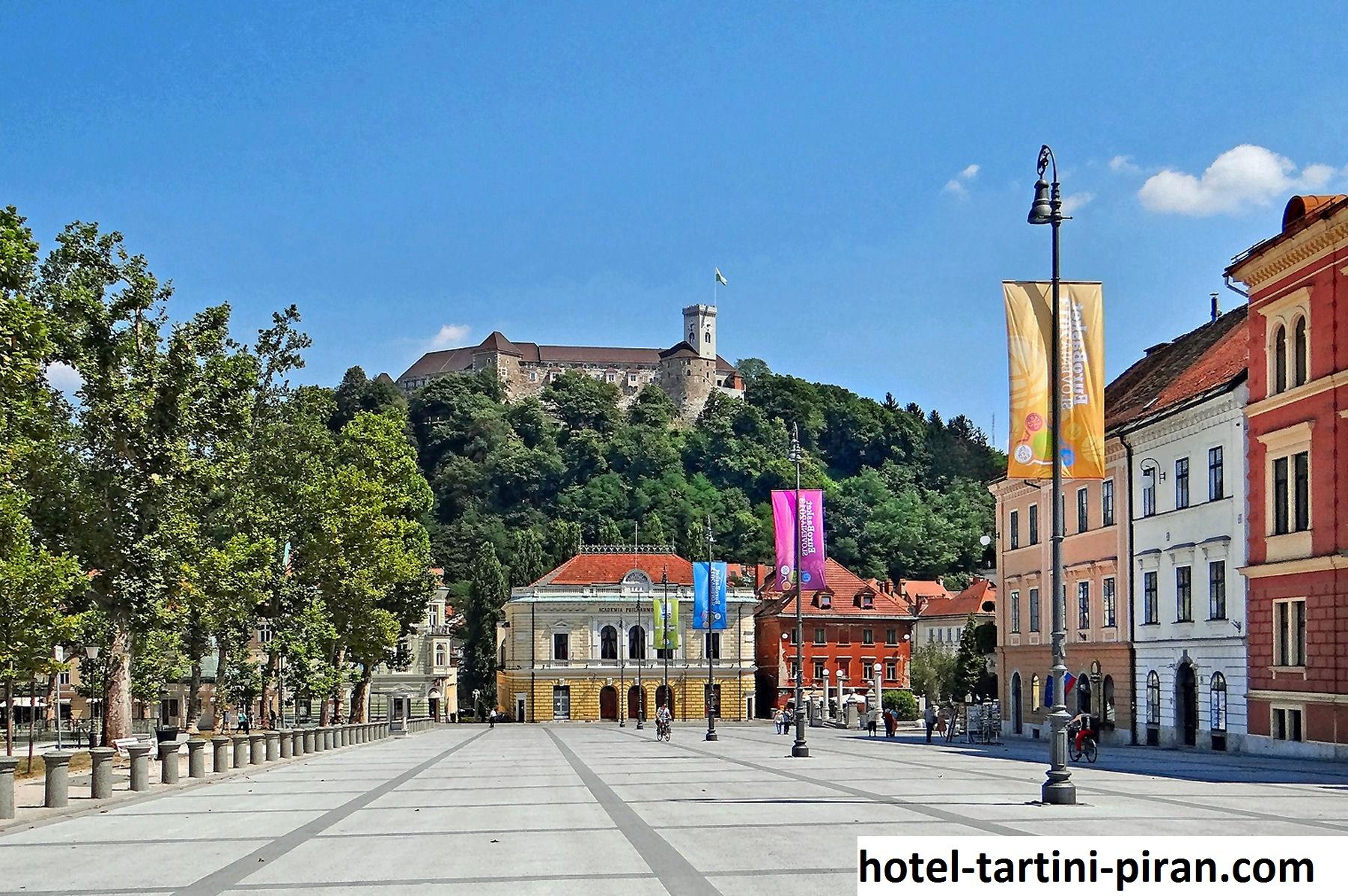 Wisata Congress Square Di Ljubljana Slovenia