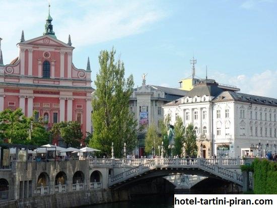 Wisata Gereja Fransiskan Di Ljubljana